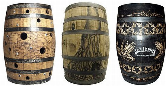Brown Forman Barrels Source: Bornrich