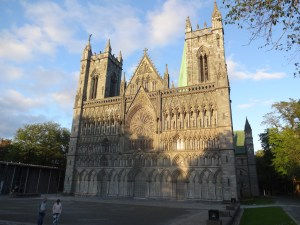 Nidaros Cathedral Photo: PK Read