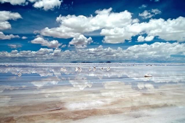 Salar de Uyuni, southwest Bolivia