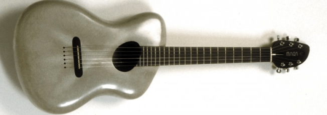 Zeoform guitar Source: Zeoform