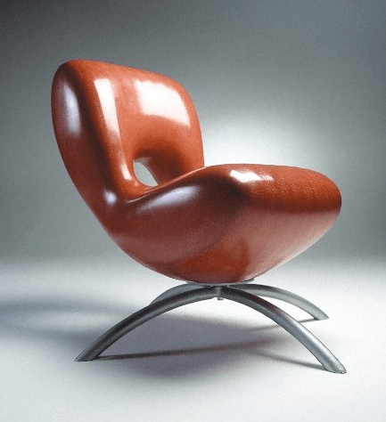 Zeoform chair Image: Zeoform