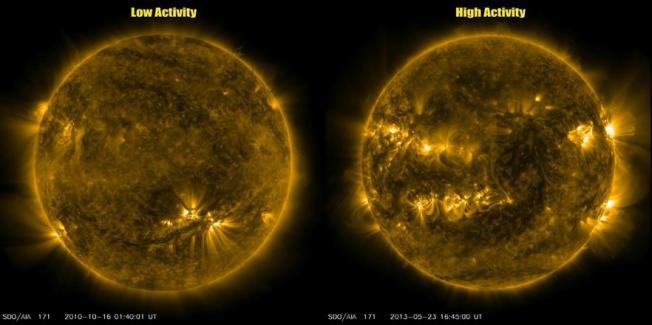Image: NASA Solar Dynamics Observatory (SDO)