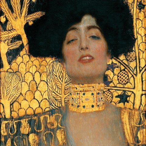 Gustav Klimt's Judith 1