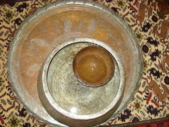 Ancient Persian clock in Qanats of Gonabad Zibad. Source: Maahmaah/Wikipedia
