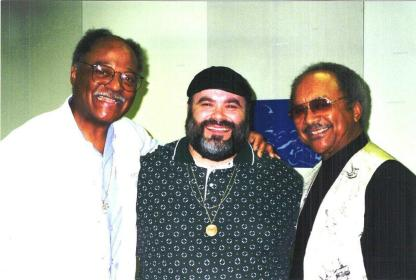 Clark Terry, Stephen Fulton, and Snooky Young