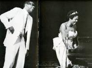 Dinah with Ray Charles