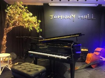 Johnny Hall in Jeonju
