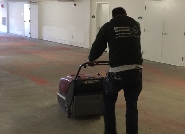 garage cleaning chelmsford ma