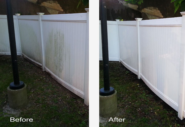 pressure washing andover chelmsford