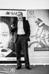 wykład motywacyjny realizowany przez Jacka Walkiewicza w ramach eventu organizowanego przez Champion Consulting - Warszawa