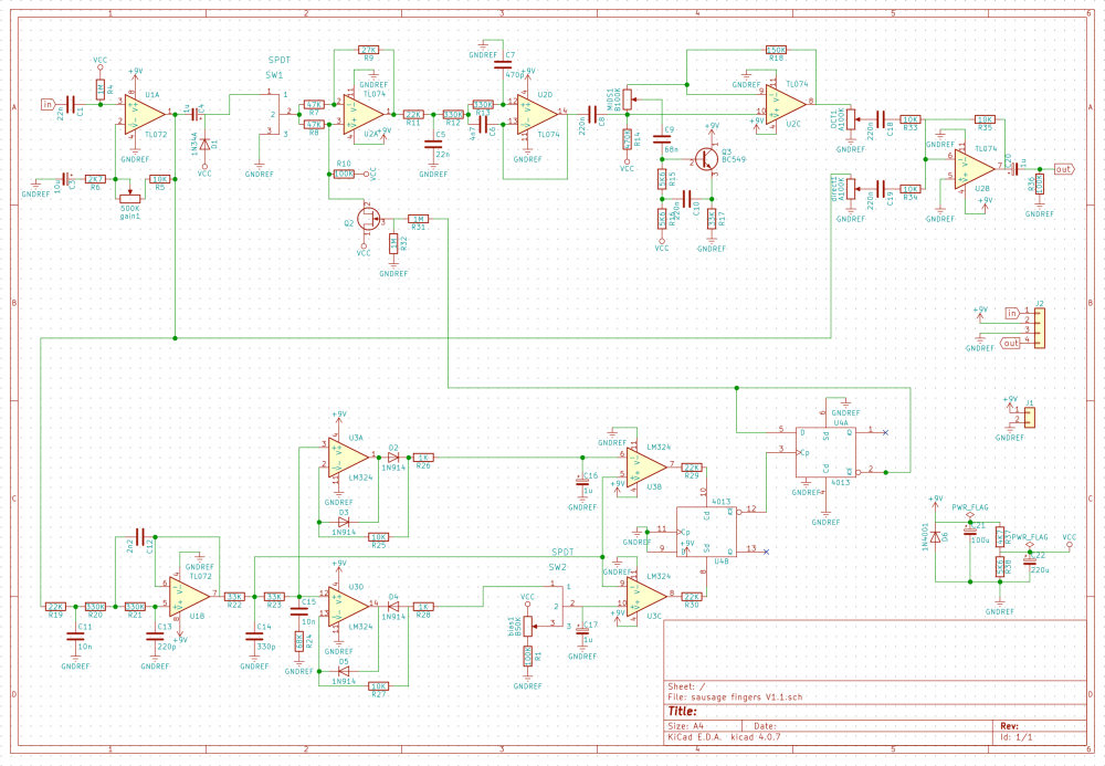 sausage fingers version 1 complete schematic.png