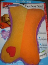 Petstages Heartbeat Pillow Dog Toy  Wow Blog
