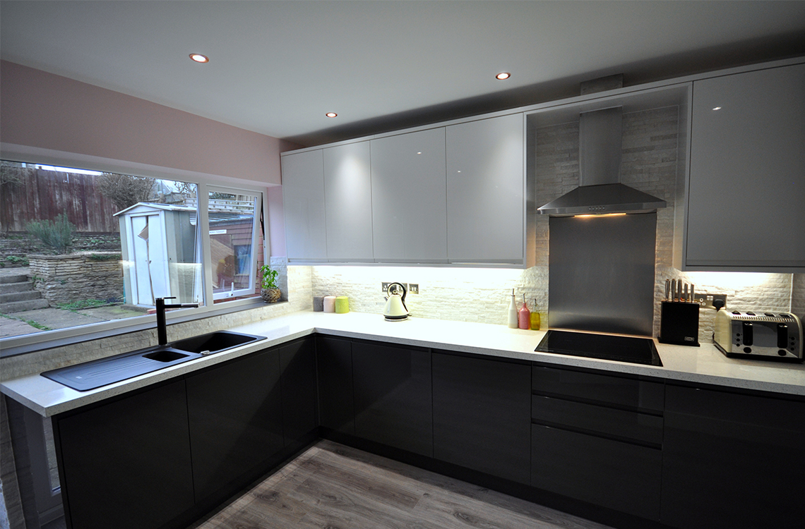 Kitchen Fitters Poole, Bournemouth, Dorset