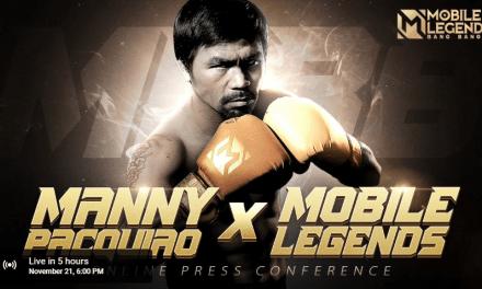 """Manny Pacquiao Akan Benar-Benar Hadir Sebagai """"Hero"""" di Mobile Legends!"""