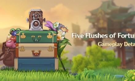 Blue Creature Genshin – Tips Mudah Bermain di Event Five Flushes of Fortune