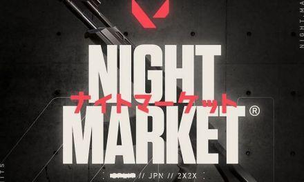 Valorant Night Market 2021, Hadirkan 6 Skin Diskon