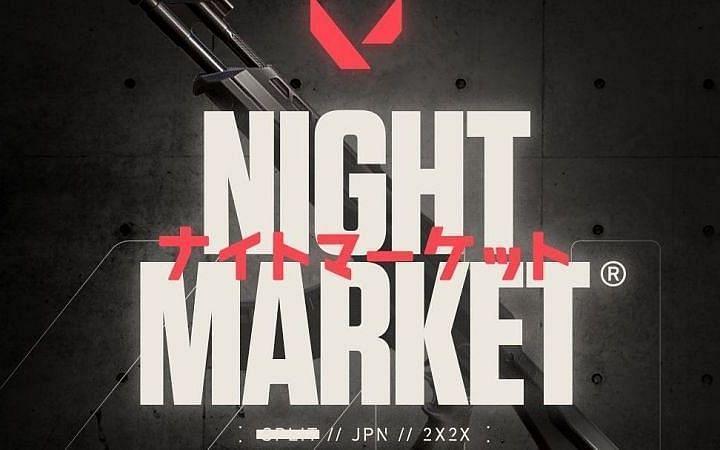 Valorant Night Market 2021, Hadirkan 6 Skin Harga Diskon