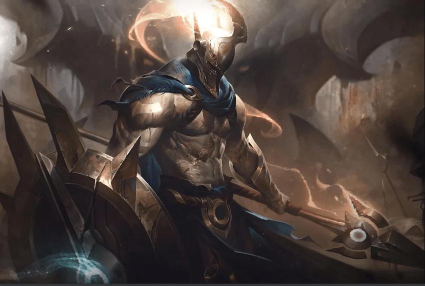 """Diprotes """"Kurang Garang"""", Riot Games Revisi Tampilan Pantheon Wild Rift"""