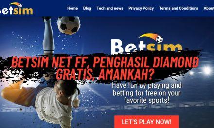 Betsim Net FF, Penghasil Diamond Gratis, Amankah?