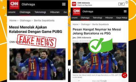 Messi Menolak Collab dengan PUBG? Cek Faktanya
