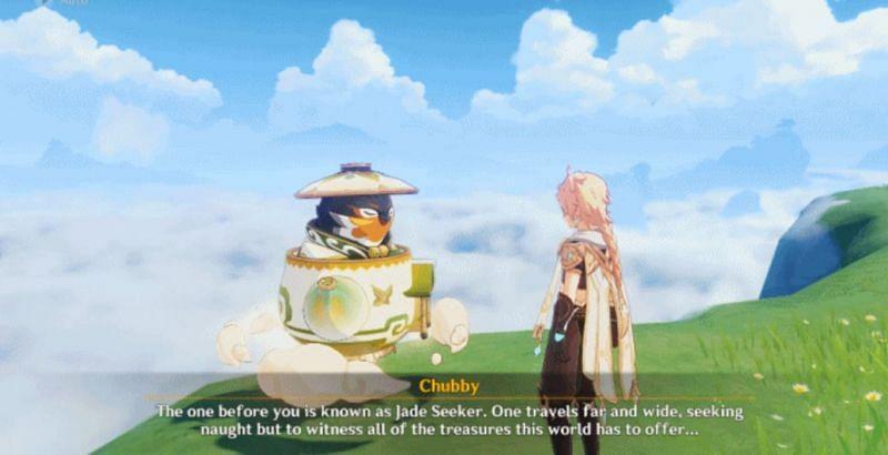 Genshin Impact Teapot Travelling Salesman, Yang Perlu Kamu Ketahui Tentangnya