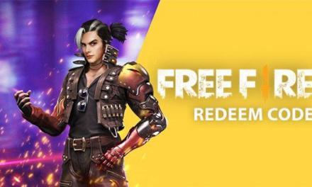 Kode Redeem Free Fire Bulan Mei