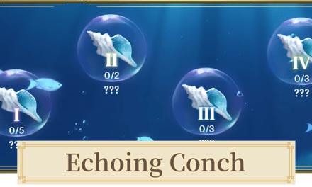 Lokasi Echoing Conches Genshin Impact Part 2