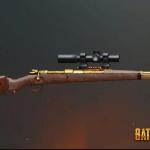 Bolt Action Rifle PUBG : Jenis dan Cara Mendapatkannya