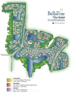 Welcome to the master golf planned community of BellaTrae in ChampionsGate