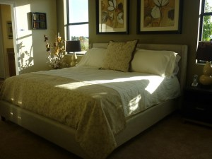 Bedroom at Champions Gate