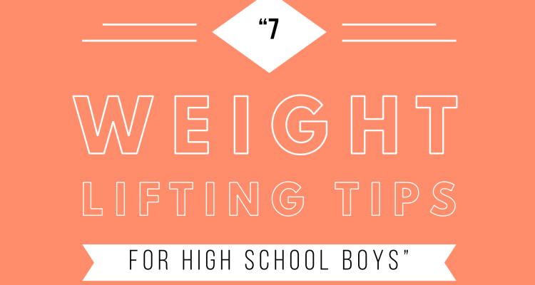 Weight Lifting Tips For High School Boys