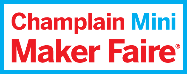 Champlain Mini Maker Faire logo