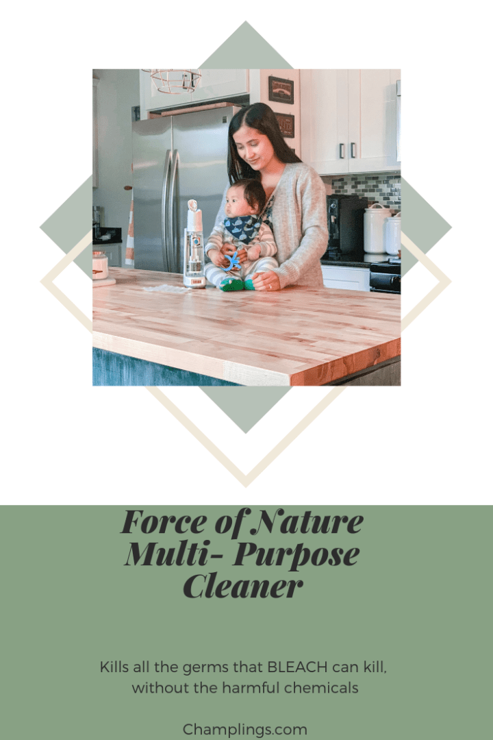 Force of Nature Multi-Purpose Cleaner Review