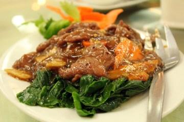 Oregon Beef-Fruit Stew