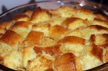 S'mores Bread Pudding