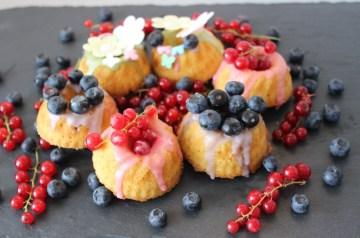 Lemon Blueberry Coffee Cake   W-M