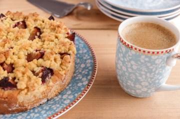Spicy Buttermilk Coffee Cake