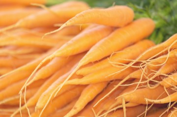 Whipped Carrots
