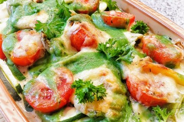 Cabbage Apple Cinnamon Casserole (Vegetarian Too!)