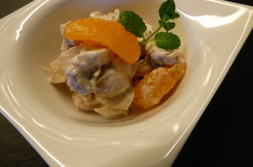Mandarin-Berry Salad