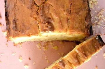Kahlua Crunch Coconut Cake