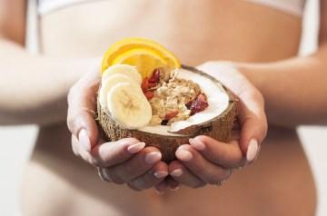 Banana Coconut Fitness Booster