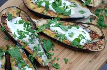 Roasted Eggplant (Aubergine) Spread