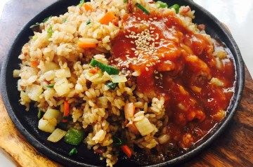 Fried Chinese Rice
