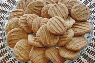 Better for You - Soft Molasses Cookies