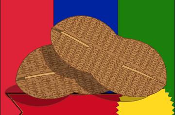 Peanut-Apple Butter Sandwich