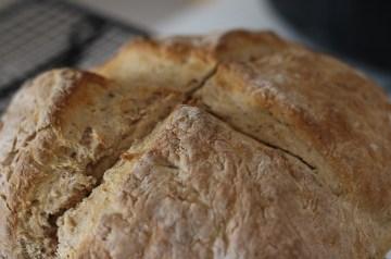Jim's Tomato-Cilantro Quick Bread