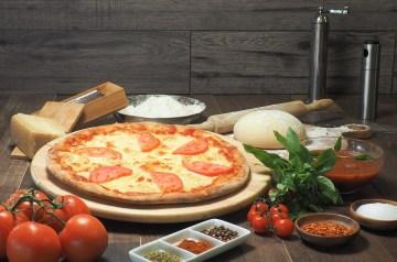 Pizza Calzones - Diabetic