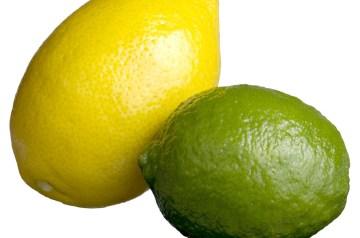 Lemon or Lime Meringue Cookies
