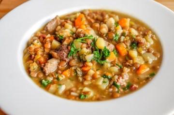 Five-Lentil Stew (Panch Dal)